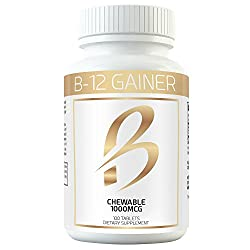 professional Rapid Weight Gain w Weight Gainer B-12 Chewable Tablets are Absorbed Faster Than Weight Gain Tablets …