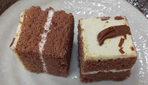 洋菓子 シートケーキ カット ( チョコバナナ ) 1枚 ( 約750g ) 66カット 業務用 冷凍