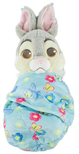 Disney Baby Thumper Bunny Rabbit from Bambi in a Pouch Blanket Plush Doll
