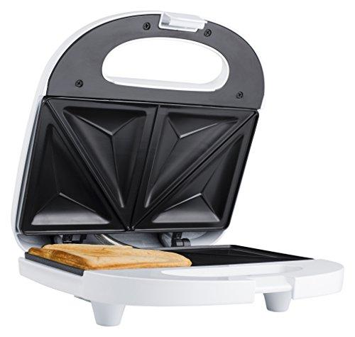 Tristar SA-2198 Sandwich Maker – Mit Antihaftbeschichtung – Kabelaufwicklung