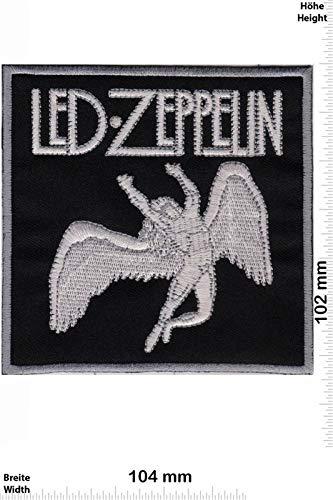 Led Zeppelin Hq parche patch bordado logotipo planchar