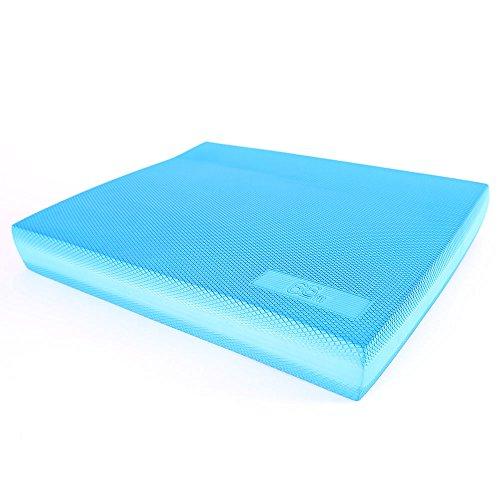 66FIT - Pedana Equilibrio TPE, Colore: Blu