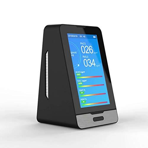 CO2 Detektor Kohlendioxid - Tester Haushalt temperatur Feuchtigkeit Detektor PM 2,5 Formaldehyd Analyzer Air Qualität Monitor