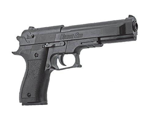 Forest Pistolet A Billes ABS Noir 23 CM ENV 0.5 Joule