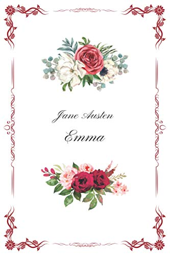 Emma: Floral Cover