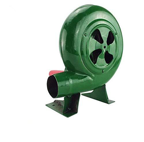 Ventilador para Barbacoa Parte Superior Manual Forja Soplador Manivela Fan Parrilla Encendedores...