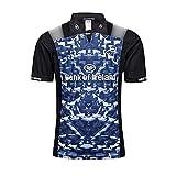 ZDVHM 2017-18 Munster City Cuve Coupe du Monde Coupe du Monde Jersey Uniforme Manches Courtes 100% Polyester Respirant Tissu Sports T-Shirt T-Shirt Chemise de Football pour Hommes Femmes Enfants