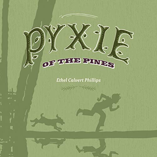 Pyxie of the Pines cover art
