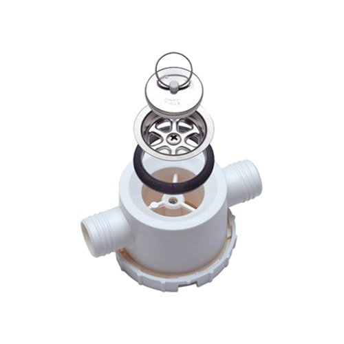 SMEV afvoergarmatuur dubbele afvoer ø 25 mm