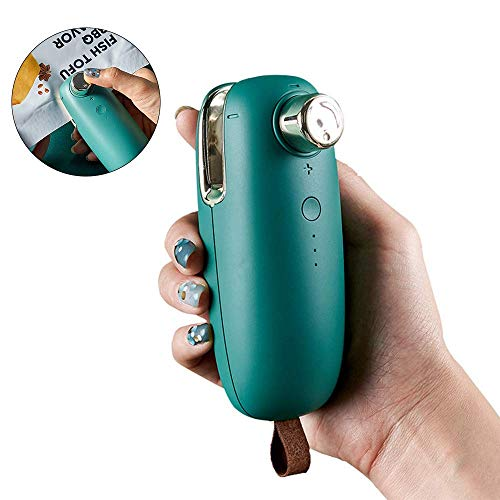 ZY Lasapparaten USB-oplader draagbare verwarming plastic zak afdichtingsmachine mini huishouden kleine verpakkingen bag verzegelingen
