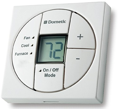 Best RV Thermostats of 2019 - Digital, Duo Therm, Dometic ... Wiring Diagram For Dometic Thermostat on duo therm by dometic heater wiring, dometic duo therm wiring diagrams, dometic lcd wiring,
