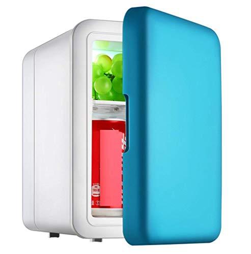 LKOER 4L CASA DE Coches Dual Hot Hot Caja FRÍO Coche Semiconductor Mini refrigerador Congelador ABSEX Freezer Power 5 jinyang (Color : Blue)