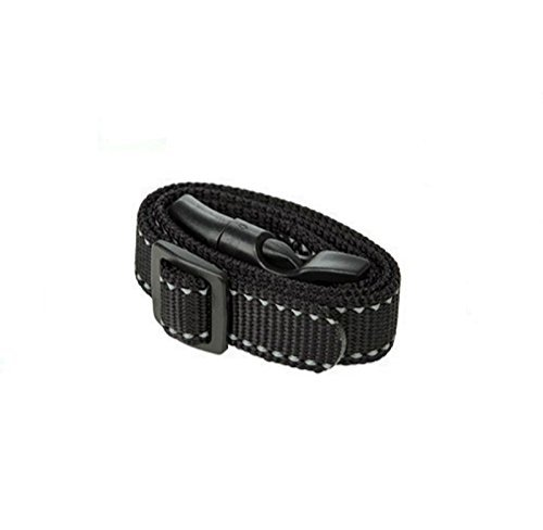 Bousnic Replacement Nylon Collar Strap (2pcs Included) Dog Training Collar P-Collar 320 and P-Collar 320B