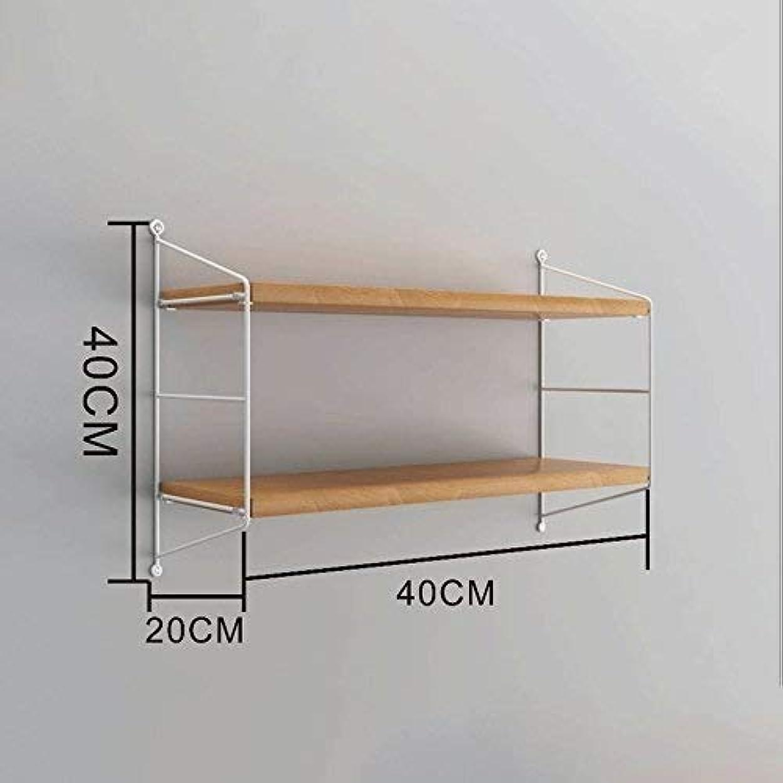 のれん湖ジョイントSelm ユニットフレームフローティング棚壁掛け木製本棚壁収納産業店ディスプレイ棚
