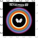 Butterfly Tenergy 05 Table Tennis Rubber Table Tennis Rubber | 1.7, 1.9, or 2.1 mm | Red or Black | 1 Table...