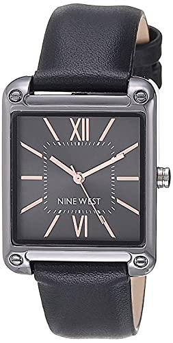 Nine West Reloj de pulsera para mujer, NW/2116