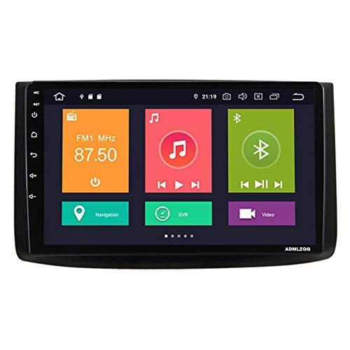 WY-CAR Unidad Principal Estéreo De Coche Android 10.0 Doble DIN para Chevrolet Epica 2007-2012, Pantalla Táctil De 9 Pulgadas, Controles del Volante/Cámara Trasera/GPS/FM/Bluetooth,4 Core-WiFi: 1+16G
