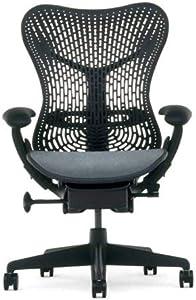 Mirra Chair-Highly Adjustable by Herman Miller - Open Box (Renewed)