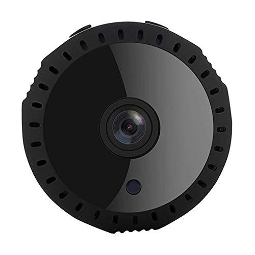balikha Pequeña Aplicación Portátil Del Teléfono de La Niñera de La Cámara Espía HD 1080P WiFi para El Hogar Interior