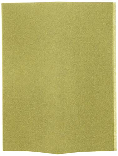 Zona 37-946 3M Wet/Dry Polishing Paper, 8-1/2-Inch X 11-Inch, 30 Micron, Green, 10-Pack