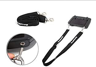 Rantow Adjustable Neck Strap Sling Belt Lanyard Necklaces Compatible with DJI Mavic 2 PRO & Zoom Drone Smart Controller - with Aluminum Alloy Screw