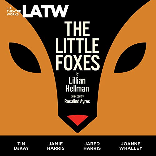 The Little Foxes copertina