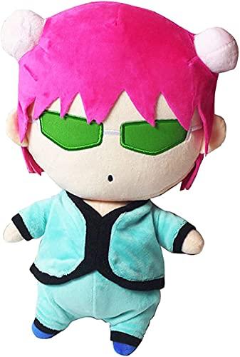 Saiki K Cosplay Cute Kawaii Doll Plush Stuffed Cushion Toys plushie Pillow Gift 12'