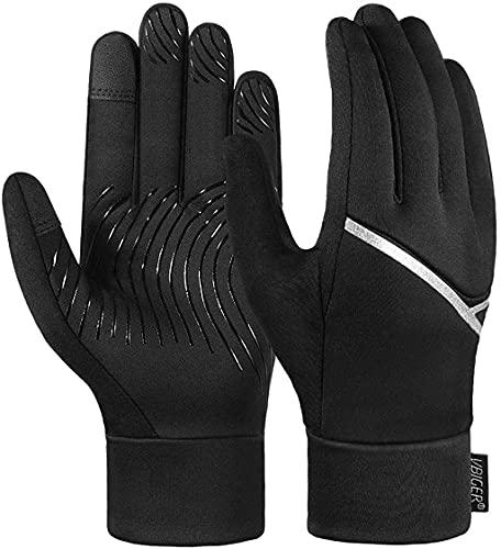 VBG VBIGER Touch Screen Running Gloves Anti-slip Sport Gloves Cycling Gloves Warm Winter Gloves for Men Women