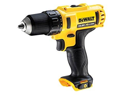 Dewalt DCD710N-XJ Cordless Subcompact Drill/Driver, 10.8V, 21cm x 20cm x 8cm