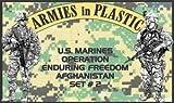 Armies in Plastic US Marines Operation Enduring Freedom Afghanistan Set #2 (18) 1/32
