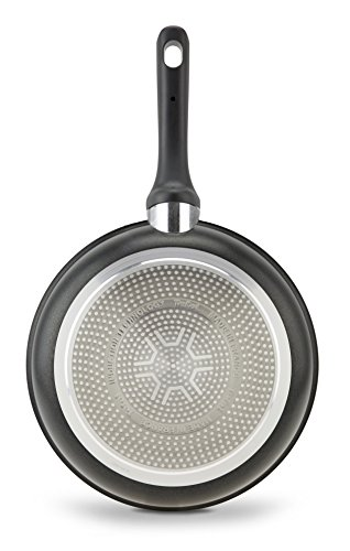 Tefal C6201905 Expertise - Wok de aluminio de 28 cm, antiadherente con extra de titanio, aptas para todo tipo de cocinas incluido inducción