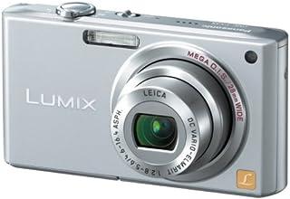 パナソニック デジタルカメラ LUMIX (ルミックス) プレシャスシルバー DMC-FX33-S