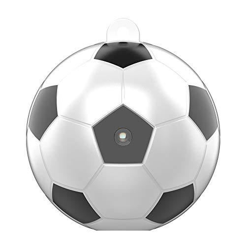 Mini cámara 1080 p multifuncional HD cámara de fútbol portátil seguridad deportes cámara inalámbrica con visión nocturna