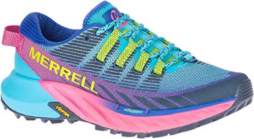 Merrell J135112_38,5 - Zapatillas de Running para Mujer, Color Azul, Talla 38,5 EU