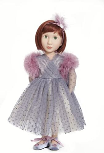 Exquisite Collectable Dolls - A Girl for All Time - Clementine's Party Dress by A Girl for All Time