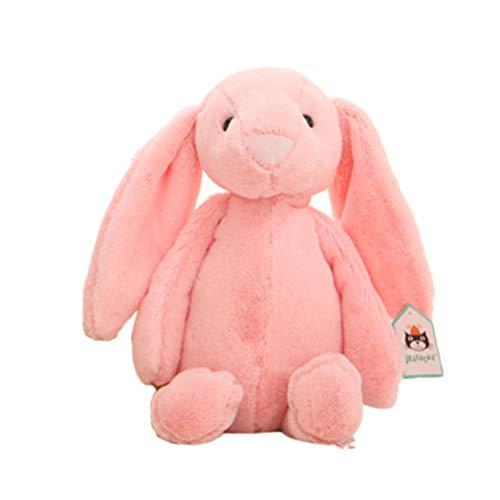 Simpatico Cartone Animato Orecchie Lunghe Bambole di Coniglio Animali di Peluche Animali di Peluche Peluche Coniglio Peluche Giocattoli di Animali per Bambini Coniglietto Che Dorme