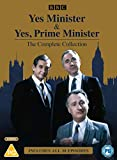 Yes Minister and Yes Prime Minister - Complete Collection [DVD] [1980] IMPORT dvd players Dec, 2020