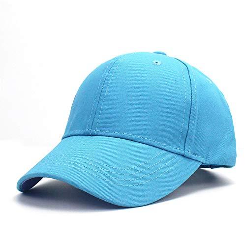 CHENGWJ Baseball Kappe Kinder Einfarbig Kinder Snapback Caps Baseball Cap Mit Frühling Sommer Hip Hop Junge Mädchen Baby Hüte Für 3-8 Jahre Alt Grün