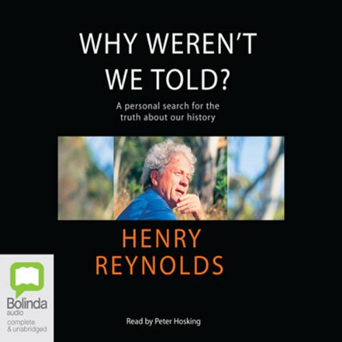 Why Weren't We Told? audiobook cover art