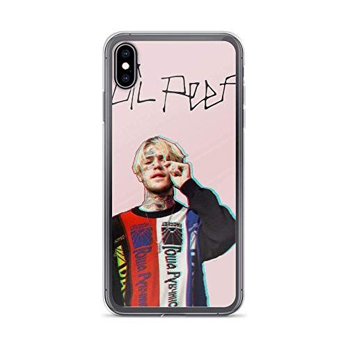 Phone case Compatible for Samsung Galaxy S20 Case Lil Peep Pink Boy American Singer Pure Clear Phone Cases Cover