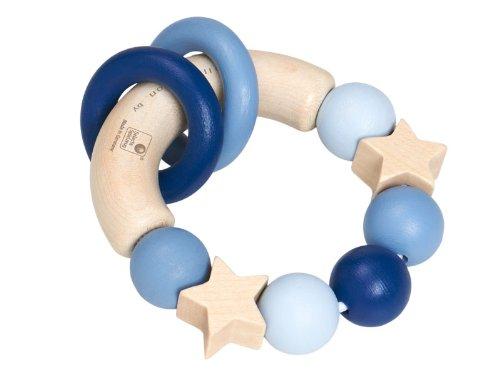 Selecta Spielzeug - 31311 - Hochet - Magique - Bleu