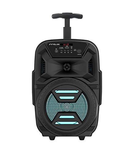 Innova Altavoz Bluetooth Portátil Innova Alt/34b Negro