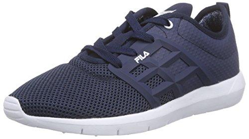 Fila POWERBOLT - Zapatillas, Hombre, Azul (azul oscuro), 42