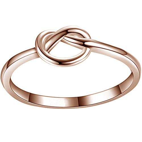 Kingray Jewelry Stainless Steel Love Knot Friendship Promise...