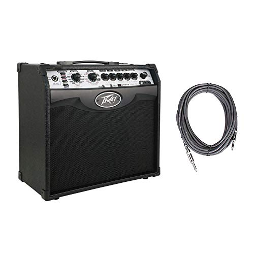 Buy Peavey Vypyr VIP 1 Combo Modeling Guitar Amp 20 Watt Amplifier + 10' Cable