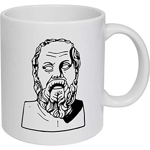 Azeeda 320ml 'Sokrates' Kaffeetasse / Becher (MG00013235)