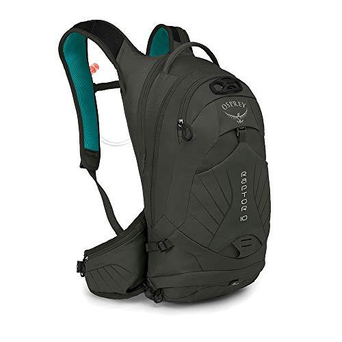 Osprey Raptor 10 Men's Bike Hydration Backpack , Cedar Green