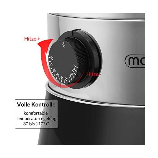 Monzana Hervidor dispensador de 20 litros 1650 W bebidas calientes té