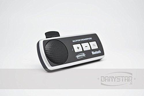 DanystarVivavoce Auto Bluetooth Vivavoce - Accessori Auto Danystar