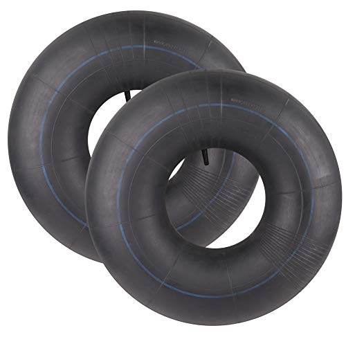 LotFancy 2 Pcs, 20x8.00-8, 20x8-8, 20x10.00-8, 20x10-8 Inner Tube for Riding Mower, Lawn Tractor, Snow Blower, Golf Cart, Garden Trailer, with TR13 Straight Valve Stem